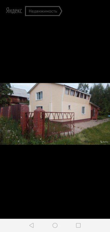 Продажа дома деревня Григорово, цена 4000000 рублей, 2020 год объявление №494275 на megabaz.ru
