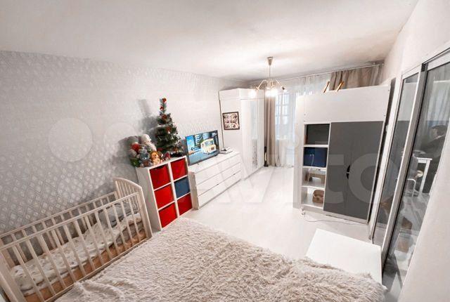 Продажа однокомнатной квартиры село Быково, Санаторная улица 16, цена 3100000 рублей, 2021 год объявление №550135 на megabaz.ru