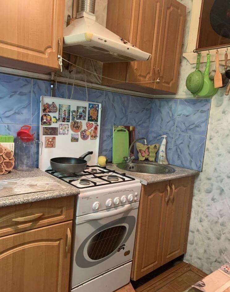 Продажа двухкомнатной квартиры Рошаль, улица 3 Интернационала 25, цена 1050000 рублей, 2020 год объявление №510851 на megabaz.ru