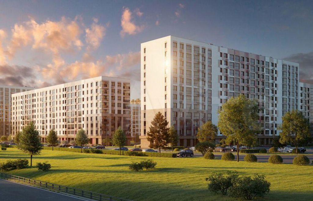 Продажа двухкомнатной квартиры Апрелевка, Жасминовая улица 5, цена 8231292 рублей, 2021 год объявление №667605 на megabaz.ru