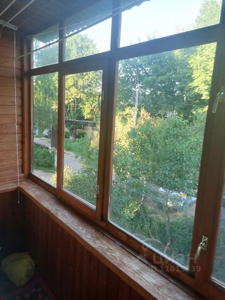 Продажа однокомнатной квартиры поселок Мещерское, цена 1800000 рублей, 2021 год объявление №639291 на megabaz.ru