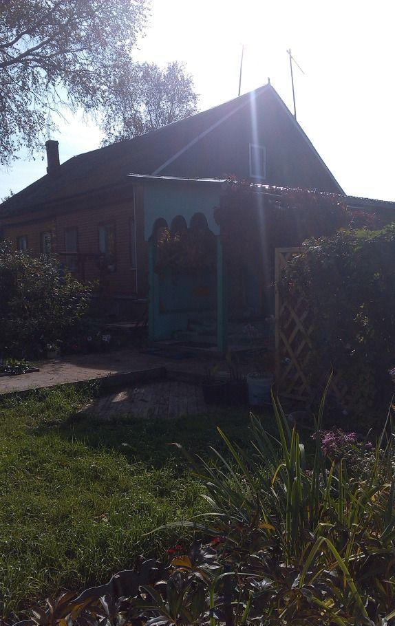 Продажа дома село Орудьево, Вокзальная улица, цена 3500000 рублей, 2021 год объявление №377540 на megabaz.ru