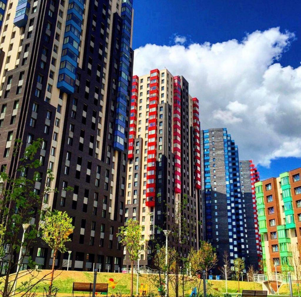 Продажа двухкомнатной квартиры деревня Подолино, Дачная улица 9, цена 5650000 рублей, 2020 год объявление №470918 на megabaz.ru