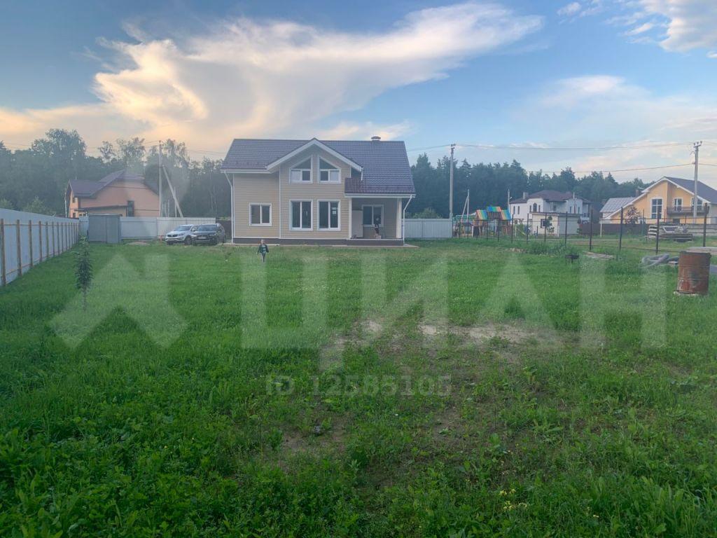 Продажа дома деревня Кабаново, Кедровая улица 40, цена 10000000 рублей, 2020 год объявление №458592 на megabaz.ru