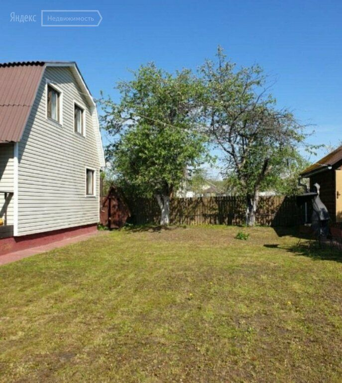 Продажа дома деревня Рогачёво, цена 1300000 рублей, 2020 год объявление №460930 на megabaz.ru