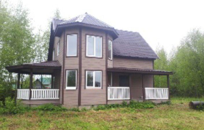 Продажа дома деревня Семенково, цена 1890000 рублей, 2020 год объявление №467472 на megabaz.ru