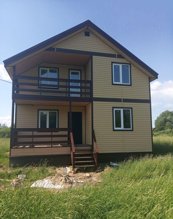 Продажа дома деревня Пешково, 3-я Заречная улица, цена 4300000 рублей, 2021 год объявление №436561 на megabaz.ru