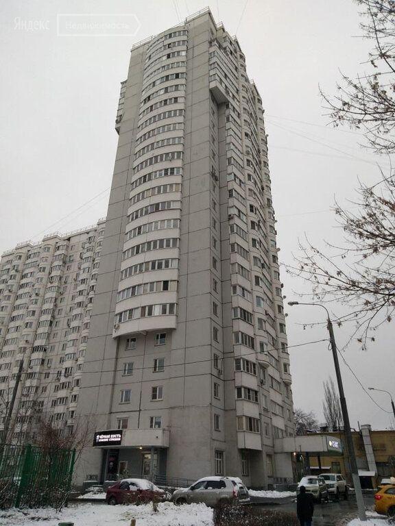 Продажа трёхкомнатной квартиры Москва, метро Кузьминки, Волгоградский проспект 106к1, цена 17950000 рублей, 2021 год объявление №544023 на megabaz.ru