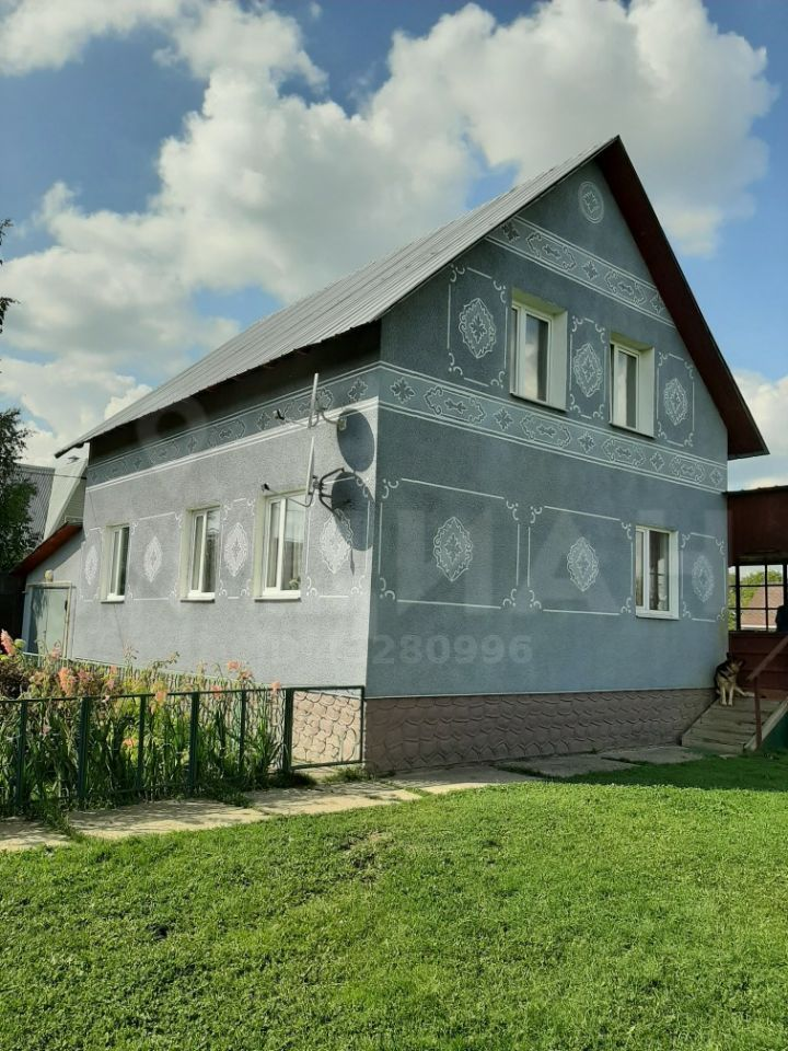 Продажа дома деревня Манушкино, Кукурузная улица 49, цена 7500000 рублей, 2020 год объявление №419983 на megabaz.ru