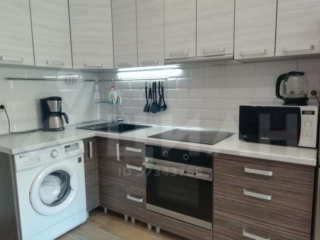Продажа однокомнатной квартиры деревня Мотяково, цена 3400000 рублей, 2020 год объявление №495219 на megabaz.ru