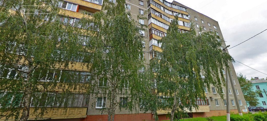 Продажа двухкомнатной квартиры Воскресенск, улица Победы 6, цена 3300000 рублей, 2021 год объявление №576022 на megabaz.ru