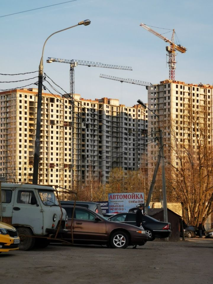 Продажа однокомнатной квартиры рабочий поселок Новоивановское, цена 5550000 рублей, 2021 год объявление №359880 на megabaz.ru