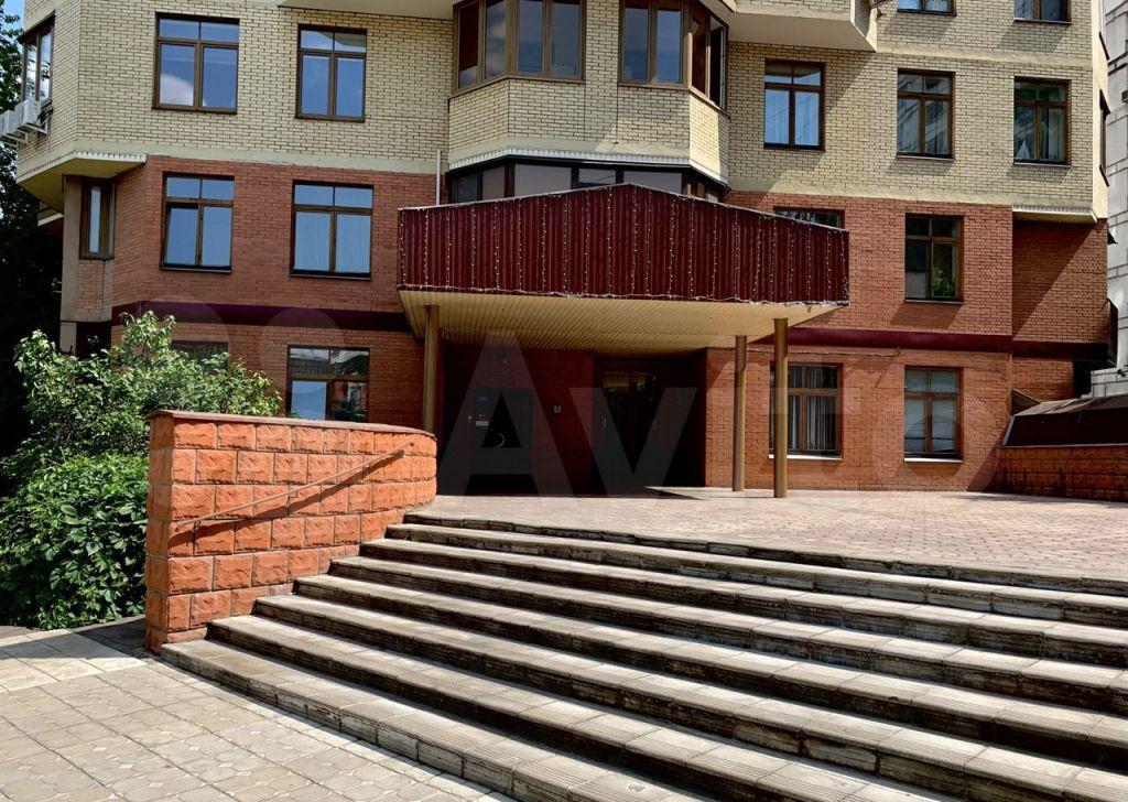Аренда трёхкомнатной квартиры Москва, метро Марксистская, Большой Рогожский переулок 12, цена 115000 рублей, 2021 год объявление №1424415 на megabaz.ru