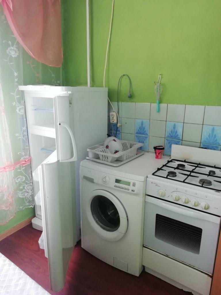 Аренда однокомнатной квартиры поселок Поведники, Санаторная улица 1А, цена 25000 рублей, 2021 год объявление №1225644 на megabaz.ru