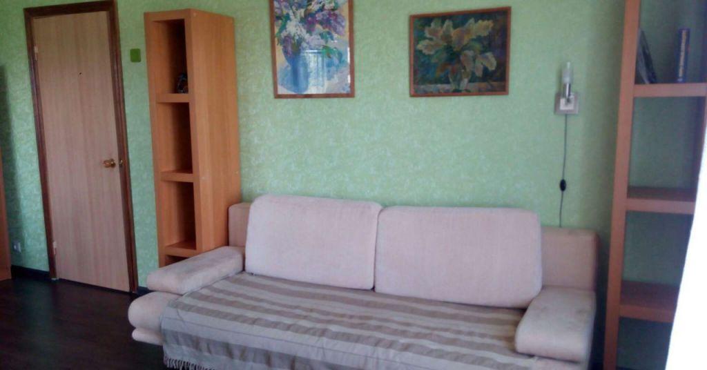 Аренда однокомнатной квартиры поселок Поведники, цена 22000 рублей, 2020 год объявление №1155809 на megabaz.ru