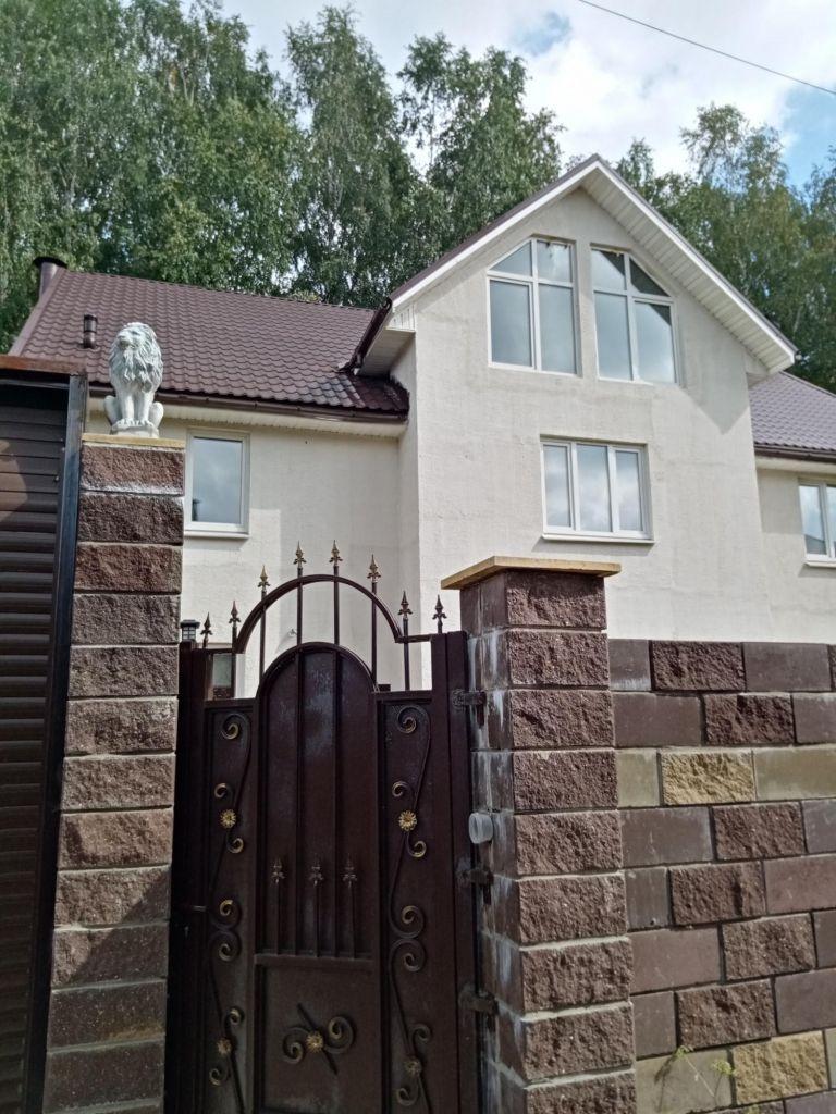 Продажа дома деревня Высоково, Берёзовая улица, цена 19500000 рублей, 2020 год объявление №489946 на megabaz.ru