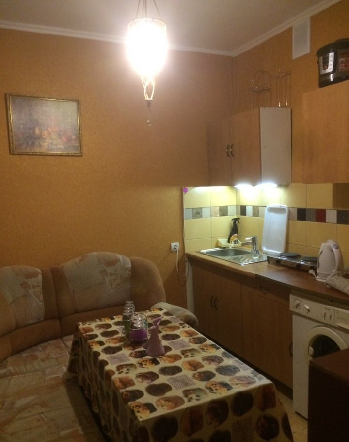 Аренда однокомнатной квартиры поселок Аничково, цена 15000 рублей, 2021 год объявление №1174658 на megabaz.ru