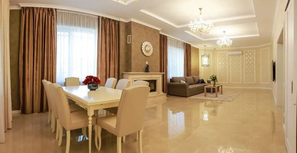 Аренда дома поселок Вешки, цена 65000 рублей, 2021 год объявление №1148427 на megabaz.ru