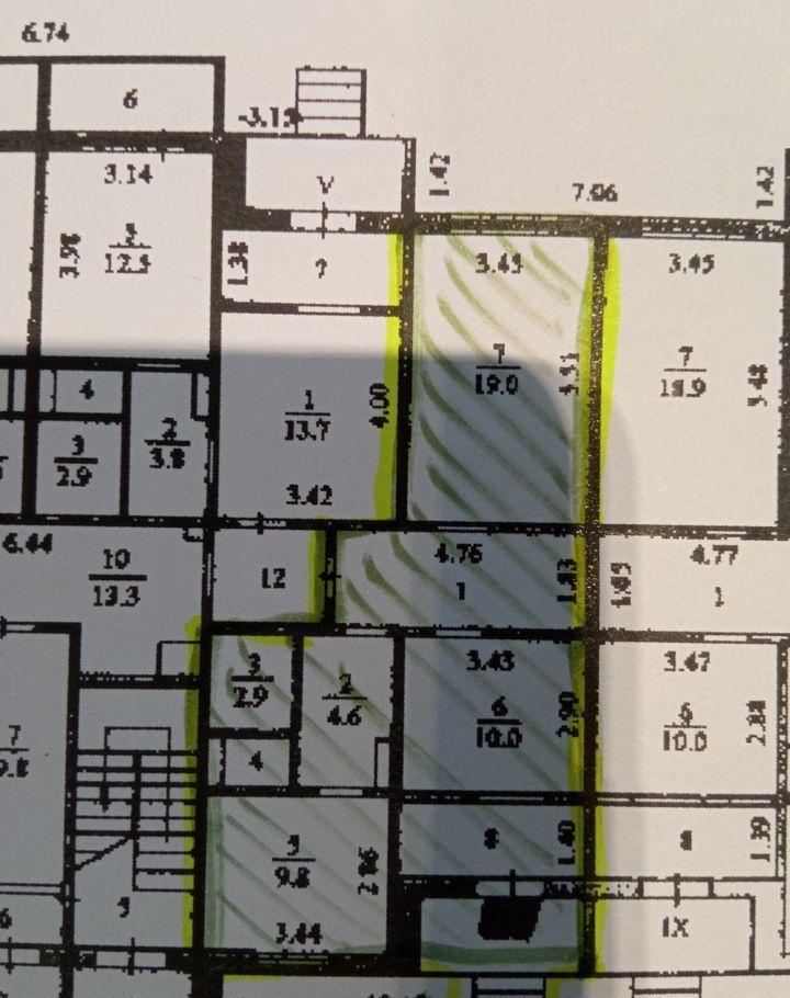 Продажа двухкомнатной квартиры поселок ВНИИССОК, Рябиновая улица 6, цена 5050000 рублей, 2021 год объявление №569890 на megabaz.ru