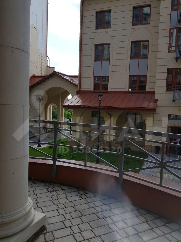 Продажа студии поселок Развилка, метро Зябликово, Римский проезд 1, цена 6700000 рублей, 2021 год объявление №460473 на megabaz.ru