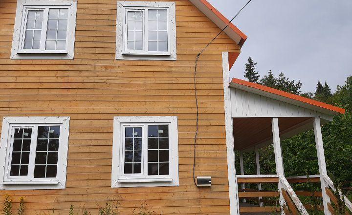 Продажа дома деревня Семенково, цена 1300000 рублей, 2020 год объявление №490699 на megabaz.ru