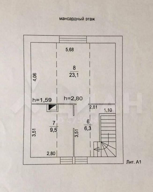 Продажа дома СНТ Поляна, метро Домодедовская, цена 8900000 рублей, 2021 год объявление №476350 на megabaz.ru