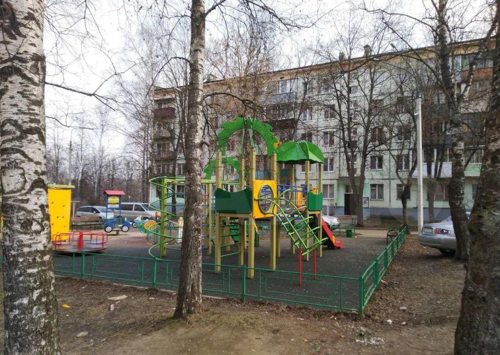 Аренда двухкомнатной квартиры Фрязино, улица Ленина 23, цена 30000 рублей, 2021 год объявление №1377117 на megabaz.ru