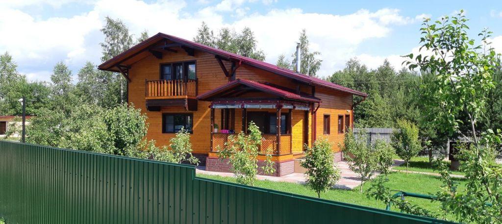 Продажа дома деревня Красновидово, Зелёная улица 1А, цена 13500000 рублей, 2020 год объявление №393634 на megabaz.ru