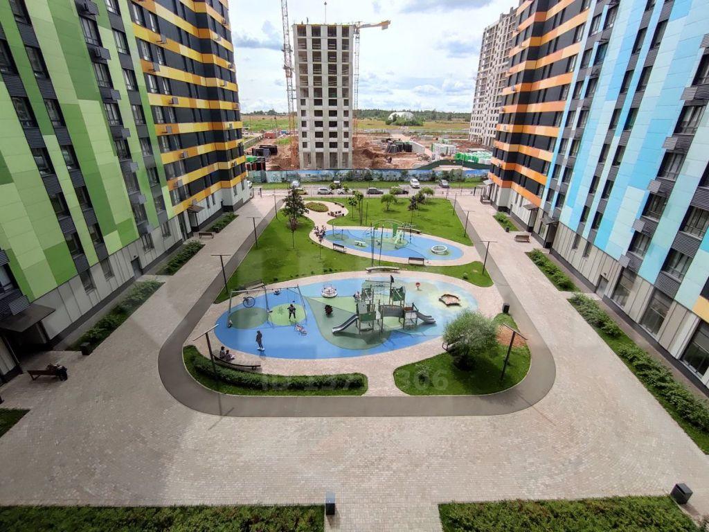 Аренда однокомнатной квартиры деревня Рузино, цена 18000 рублей, 2020 год объявление №1142442 на megabaz.ru
