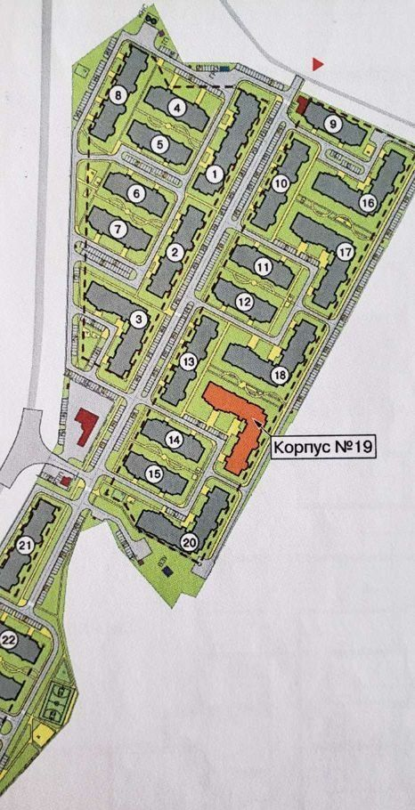 Продажа однокомнатной квартиры деревня Лобаново, Новая улица 19, цена 5000000 рублей, 2020 год объявление №491578 на megabaz.ru