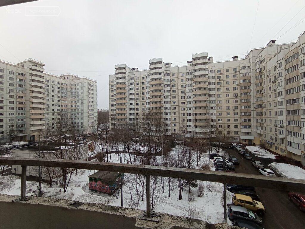 Продажа однокомнатной квартиры Москва, метро Академическая, улица Винокурова 2, цена 12650000 рублей, 2021 год объявление №581176 на megabaz.ru
