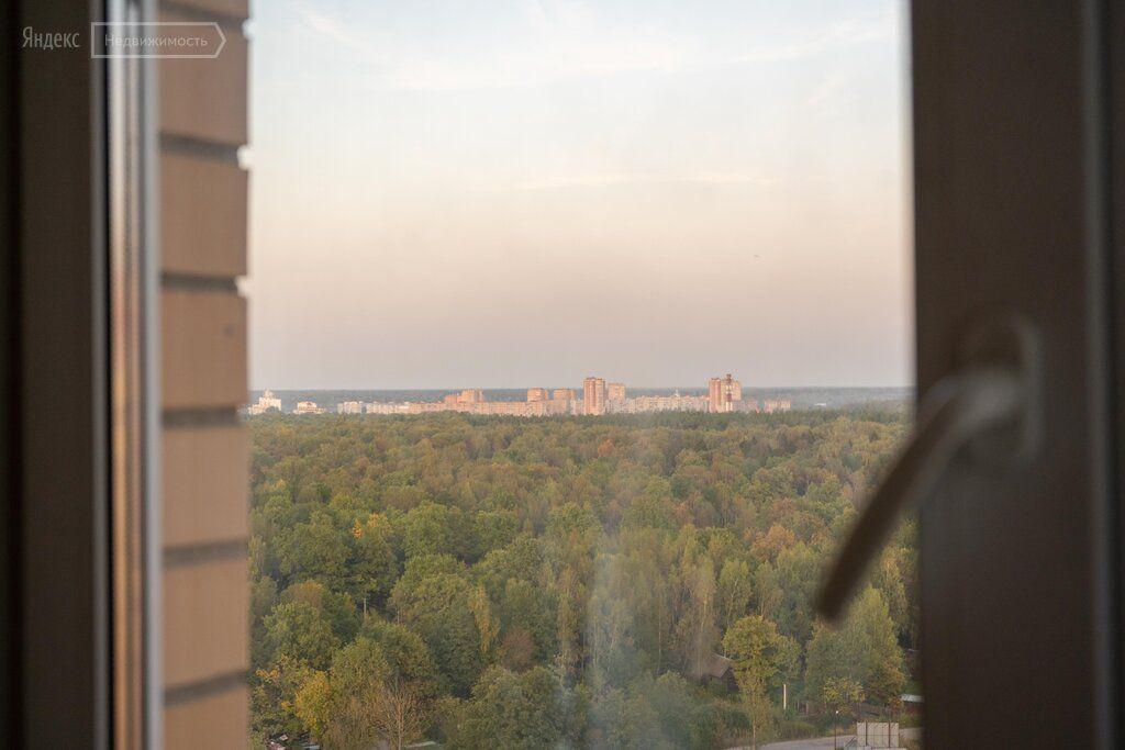 Продажа однокомнатной квартиры Щелково, метро Щелковская, Фряновское шоссе 64к1, цена 3600000 рублей, 2020 год объявление №508147 на megabaz.ru