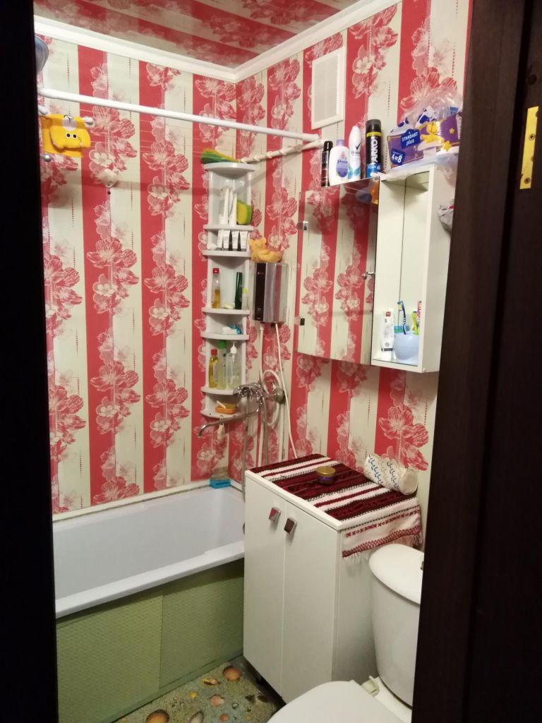 Продажа двухкомнатной квартиры поселок Любучаны, цена 2900000 рублей, 2020 год объявление №380143 на megabaz.ru