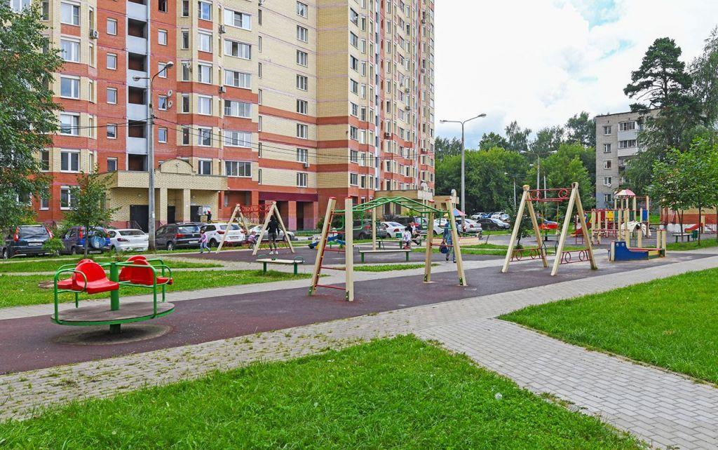 Продажа однокомнатной квартиры деревня Федурново, улица Авиарембаза 8, цена 3900000 рублей, 2020 год объявление №465227 на megabaz.ru