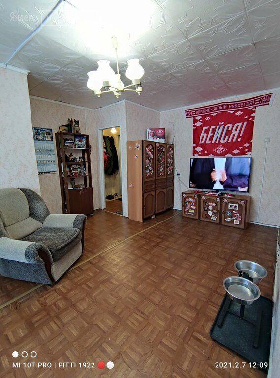 Продажа двухкомнатной квартиры Кубинка, улица Генерала Вотинцева 2, цена 3500000 рублей, 2021 год объявление №566467 на megabaz.ru
