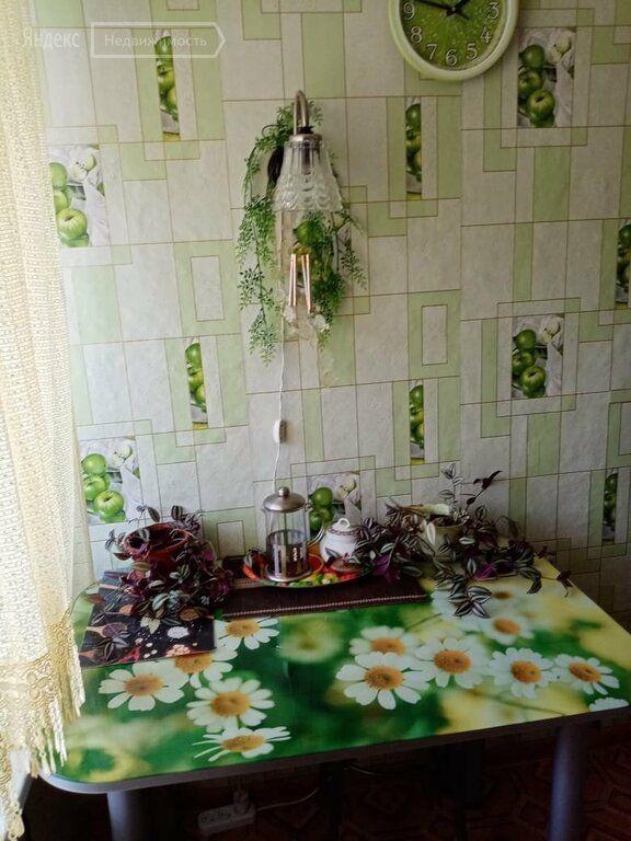 Продажа однокомнатной квартиры поселок Реммаш, Школьная улица, цена 1600000 рублей, 2020 год объявление №462349 на megabaz.ru