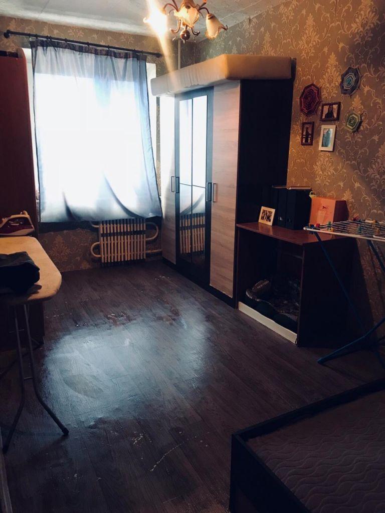 Продажа трёхкомнатной квартиры поселок Володарского, цена 30000 рублей, 2020 год объявление №498180 на megabaz.ru