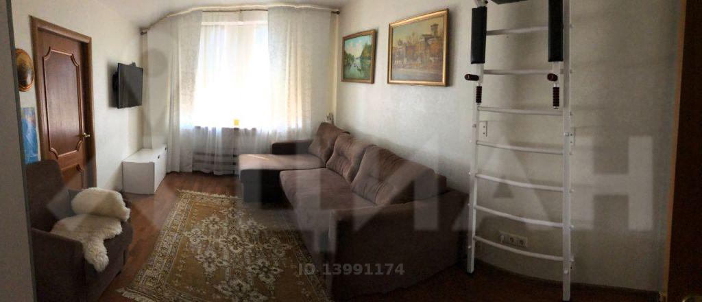 Продажа трёхкомнатной квартиры Москва, метро Савеловская, Полтавская улица 2, цена 11780000 рублей, 2021 год объявление №454159 на megabaz.ru