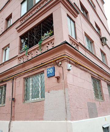 Продажа двухкомнатной квартиры Москва, метро Курская, Старая Басманная улица 20к1, цена 17500000 рублей, 2021 год объявление №576676 на megabaz.ru