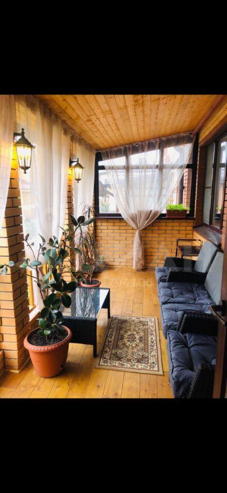 Продажа дома деревня Шолохово, улица Экодолье 9А, цена 8900000 рублей, 2020 год объявление №457161 на megabaz.ru