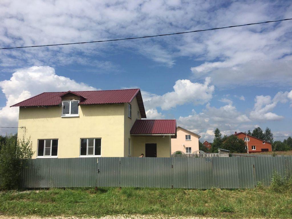 Продажа дома село Нижнее Хорошово, цена 3600000 рублей, 2021 год объявление №461861 на megabaz.ru