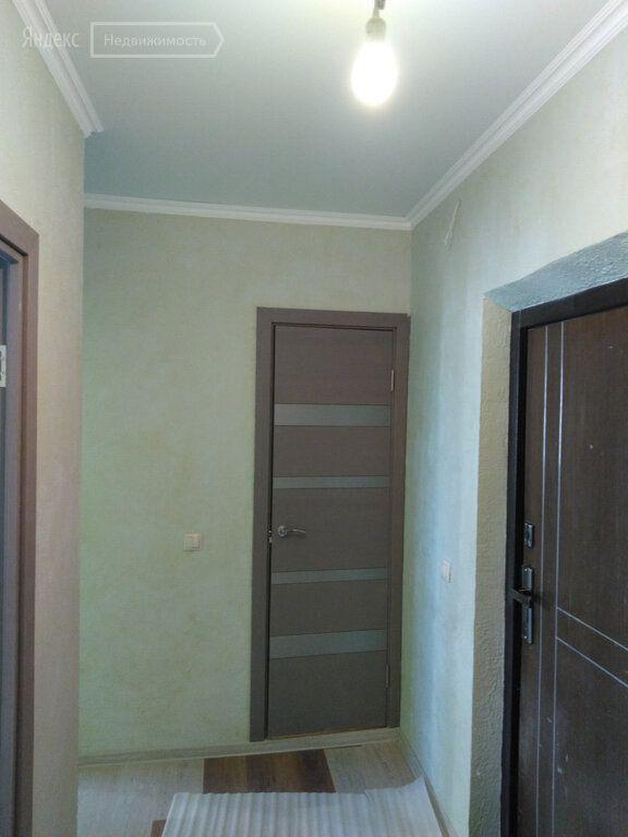 Продажа однокомнатной квартиры Одинцово, улица Чистяковой 62, цена 5950000 рублей, 2020 год объявление №511735 на megabaz.ru