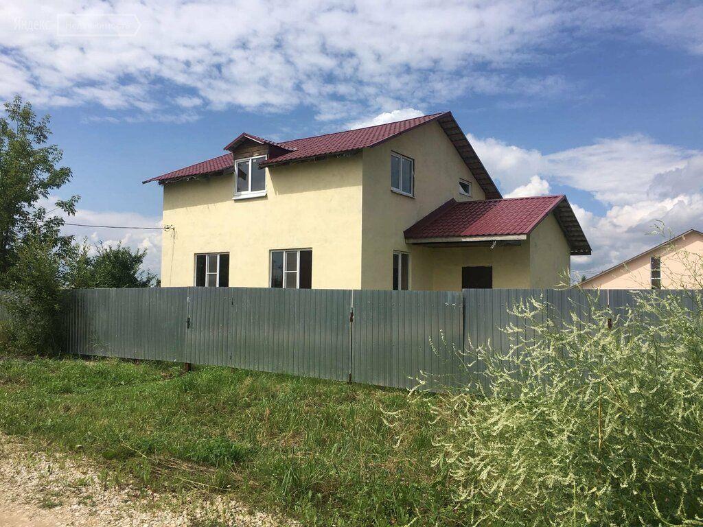 Продажа дома село Нижнее Хорошово, цена 3600000 рублей, 2020 год объявление №461896 на megabaz.ru