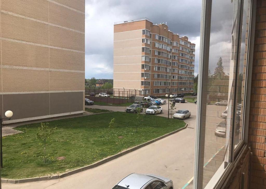 Продажа однокомнатной квартиры рабочий посёлок Тучково, Москворецкая улица вл2к3, цена 2700000 рублей, 2020 год объявление №499963 на megabaz.ru