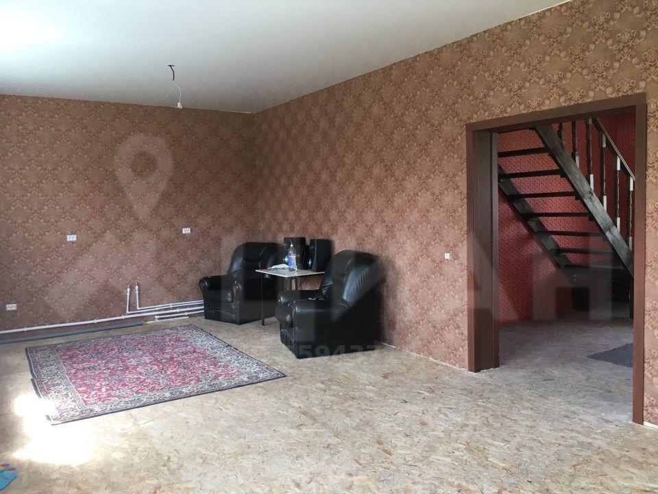 Продажа дома село Нижнее Хорошово, Вишнёвая улица 9А, цена 3600000 рублей, 2021 год объявление №461907 на megabaz.ru