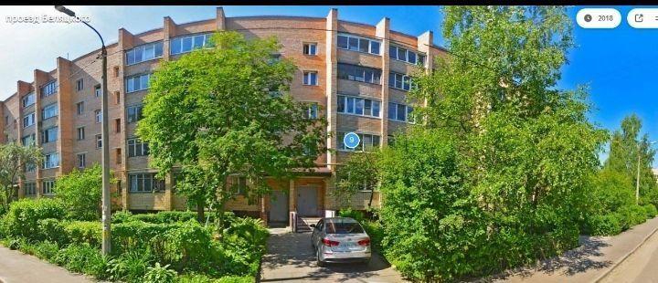 Продажа однокомнатной квартиры Орехово-Зуево, проезд Беляцкого 9, цена 2070000 рублей, 2020 год объявление №504218 на megabaz.ru