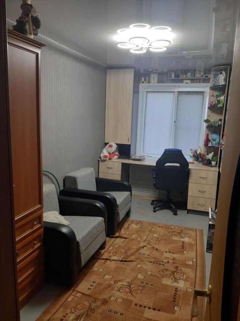 Продажа двухкомнатной квартиры деревня Головачёво, цена 1400000 рублей, 2021 год объявление №480916 на megabaz.ru