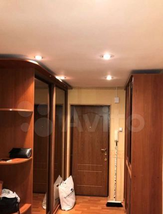 Продажа трёхкомнатной квартиры поселок Зеленый, цена 6160000 рублей, 2021 год объявление №537090 на megabaz.ru