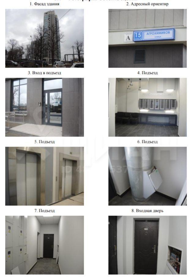 Продажа студии рабочий поселок Новоивановское, улица Агрохимиков 15А, цена 12800000 рублей, 2021 год объявление №494329 на megabaz.ru