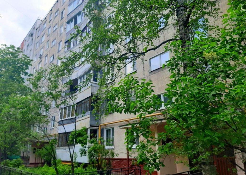 Продажа студии Москва, метро Выхино, Вешняковская улица 41к3, цена 2450000 рублей, 2020 год объявление №408497 на megabaz.ru